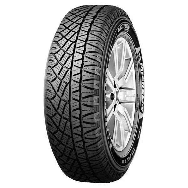 Шины Michelin Latitude Cross 245/70 R16 111H