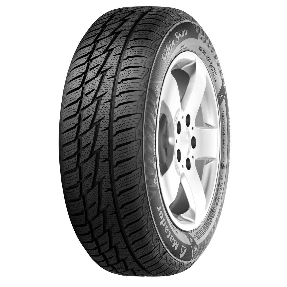 Шины Matador MP92 Sibir Snow SUV  225/65 R17 102T