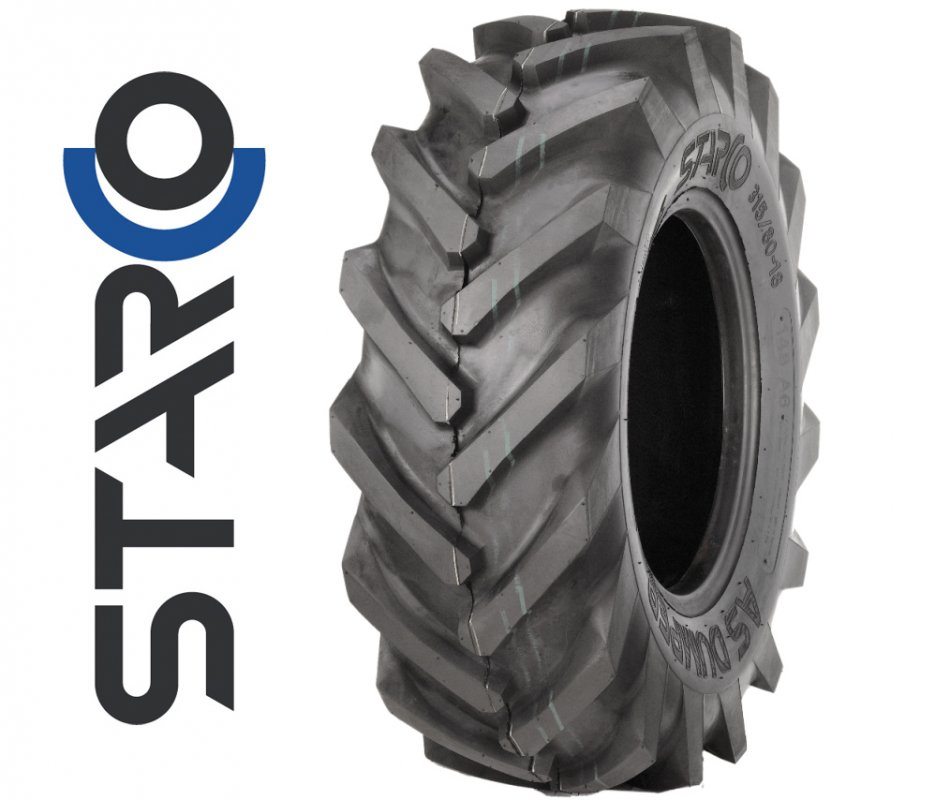 Starco AS Loader 26/12R12 113А8 PR8