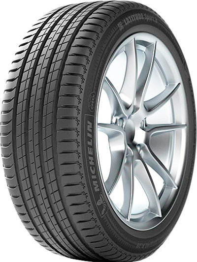 Шины Michelin Latitude Sport 3 235/55 R18 100V