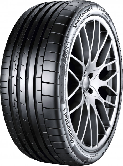 Шины Continental EcoContact 6 205/55 R16 91V