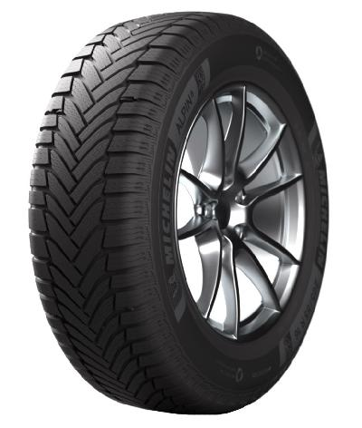 Шины Michelin Alpin 6 195/65 R15 95T