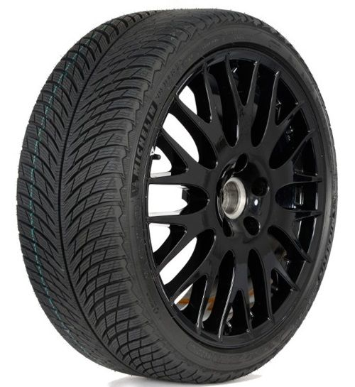 Шины Michelin Pilot Alpin 5 255/55 R18 109V