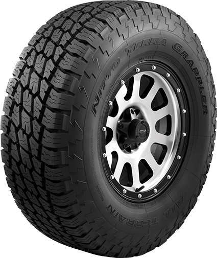 Nitto D.G. Highway Terrain 265/65 R17 112T