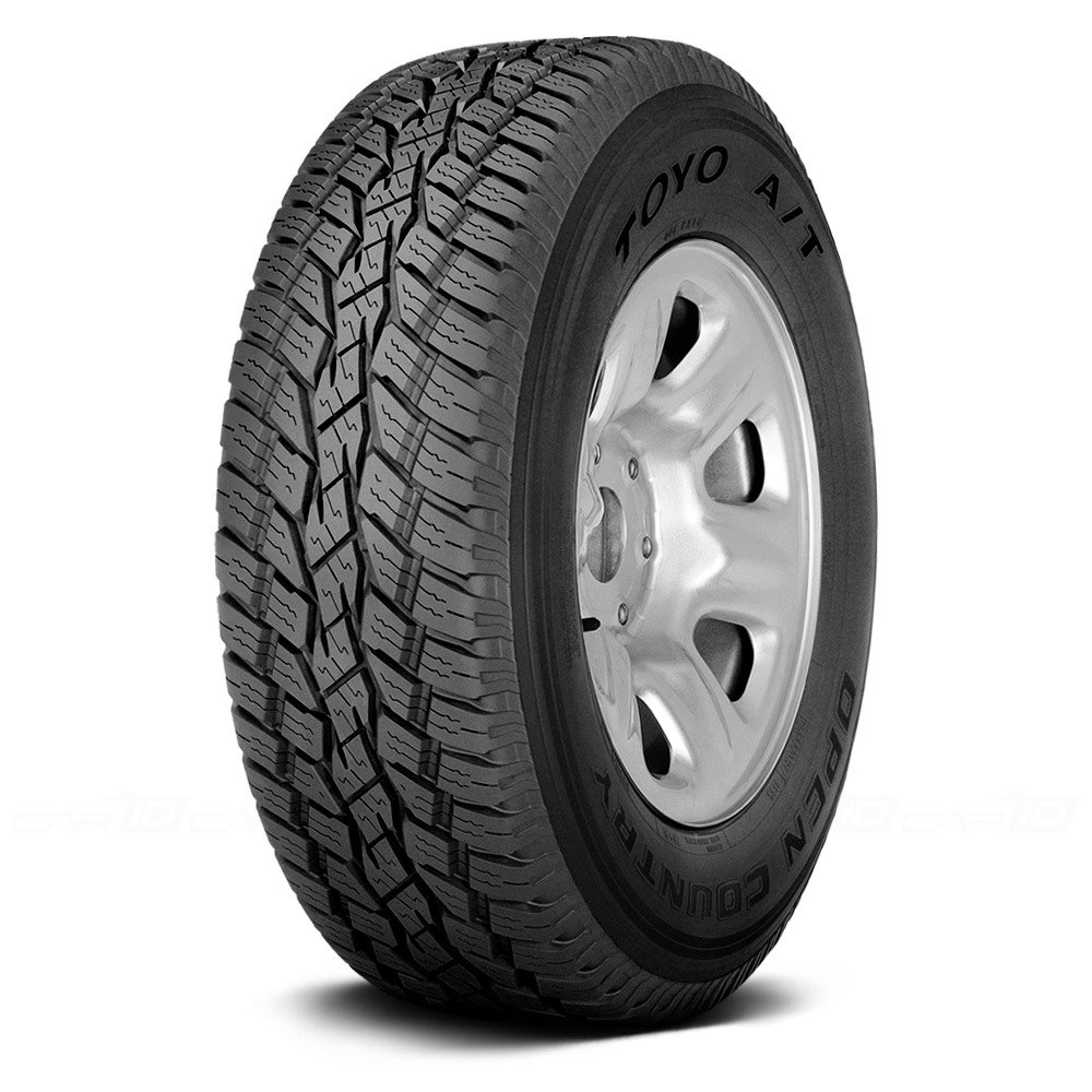 Шины Toyo Open Country A/T 285/70 R17 117T